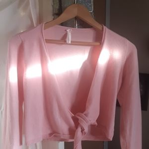 Garage pink angora